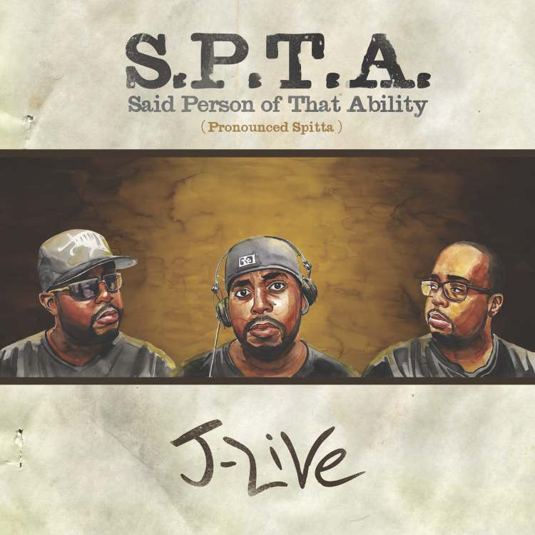 J-Live  S.P.T.A. Okayplayer Review