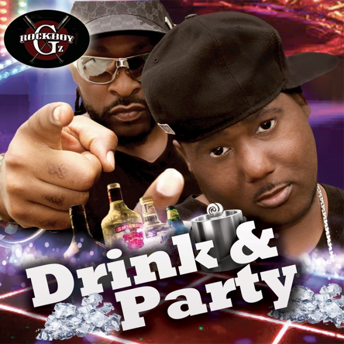 Rockboy gz drink & party promo